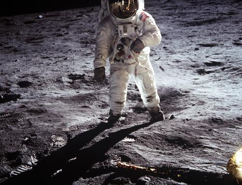 VI. Der Astronaut